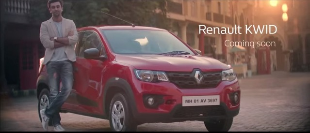 Renault Kwid Coming Soon