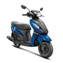 Suzuki Let's Dual-tone colours Introduced