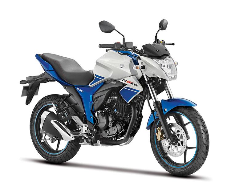 Suzuki Gixxe... Ducati India Private Limited