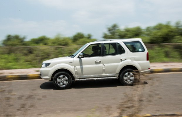 Tata Safari 400 India launch mid-2016