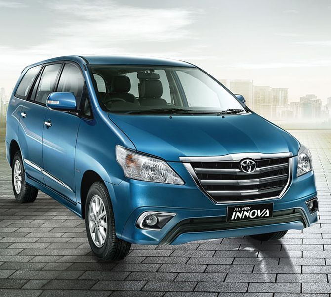 Toyota Innova Cross to be showcased in Auto Show India 2016