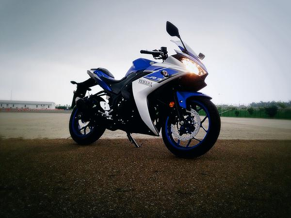 Yamaha R3 launched in India