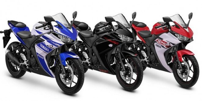 Bookings of Yamaha YZF R3 now open