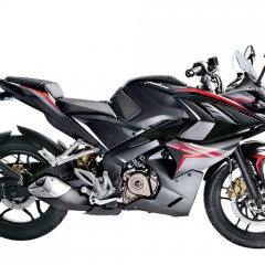 Pulsar RS 200 Demon Black edition introduced