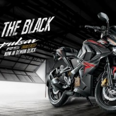 Bajaj Pulsar RS200 Black edition (Fear the Black) launched in India