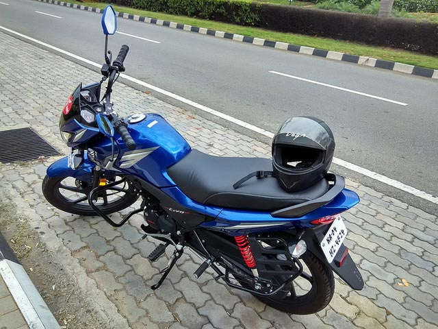 Honda Livo Rear Photo