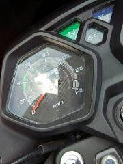 Honda Livo Dashboard