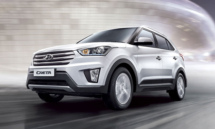 Hyundai Creta could have contributed to good sales growth in August 2015