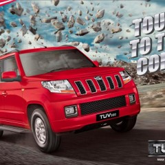 Unexpected demand for Mahindra TUV300 AMT