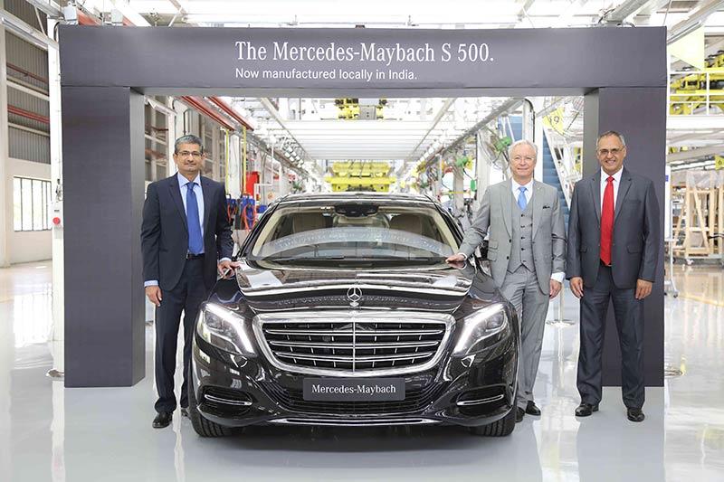 Mercedes Benz Maybach 4
