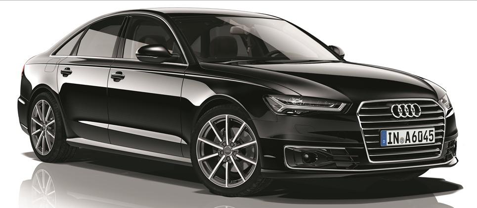 New Audi A6 35 TFSI