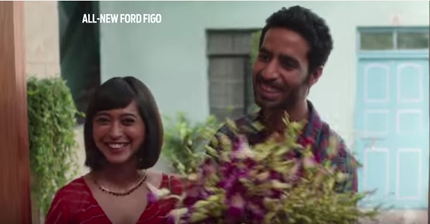 New Ford Figo Flower Ad