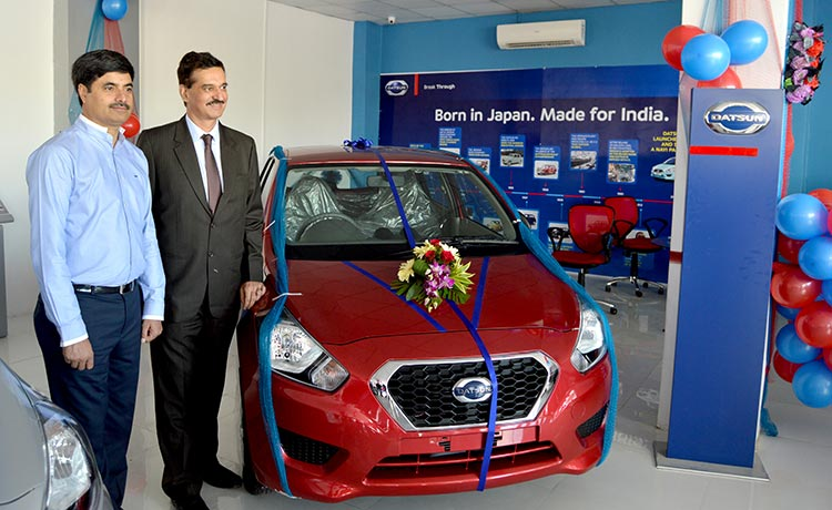Nissan Kashmir Dealership opened