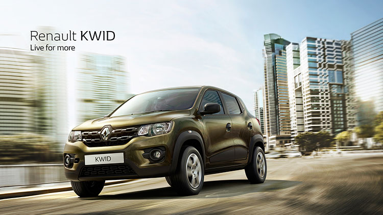 Renault Kwid Bookings Open