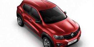 New Renault Kwid 1.0-litre Bookings open @ 10,000 INR