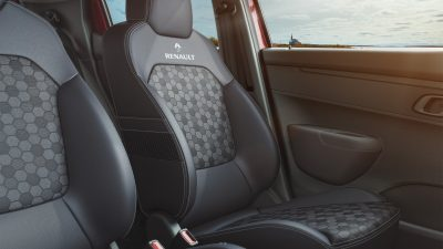 Renault Kwid Seat Cover Fabric