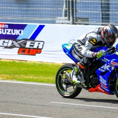 Suzuki Gixxer Cup Round 5 finishes on a great note