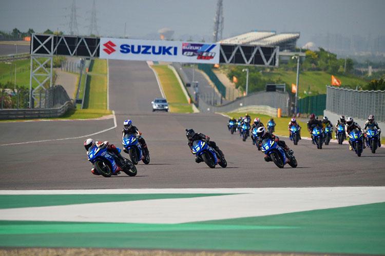Suzuki Gixxer Cup Round 5