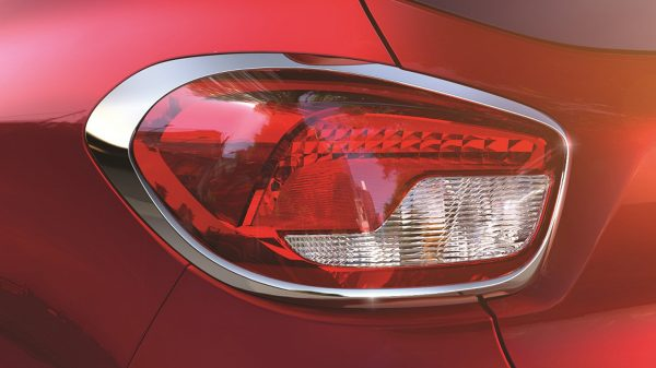 Renault Kwid Tail lamp Chrome accessories
