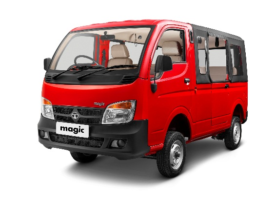 Tata Magic Sales