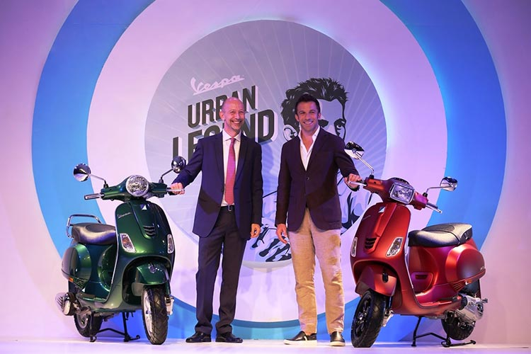 150cc Vespa VXL and 150cc Vespa SXL introduced