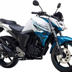 Yamaha FZ-S FI and Fazer FI new colors introduced