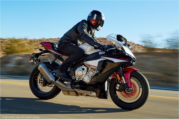 Yamaha YZF-R1S Photo 3