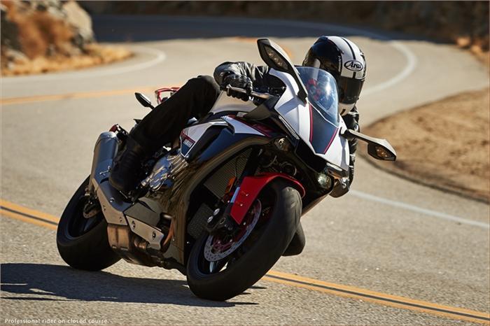 Yamaha YZF-R1S Photo 2