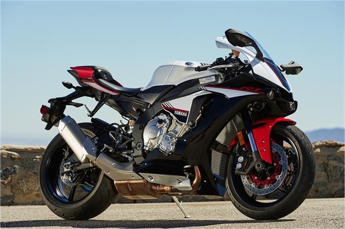 Yamaha YZF-R1S Photo 1 Details