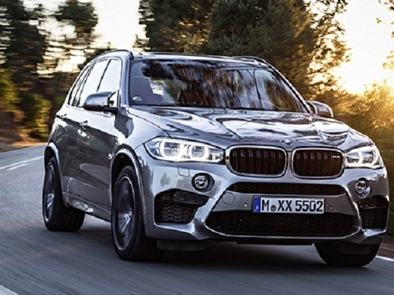 BMW X6M India Launch on October 15