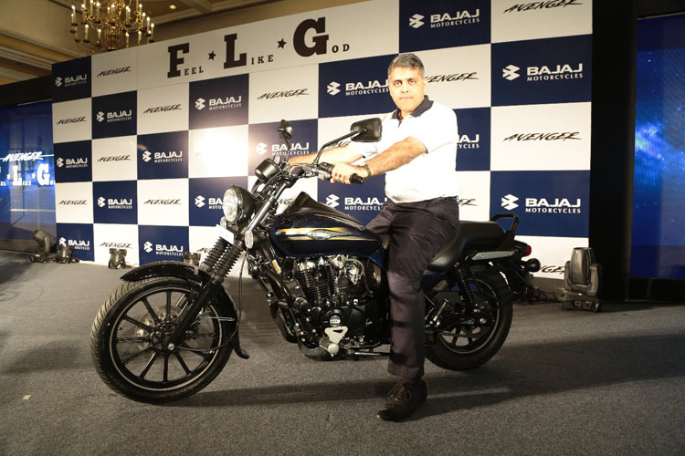 New Bajaj Avenger 150 Street Photo