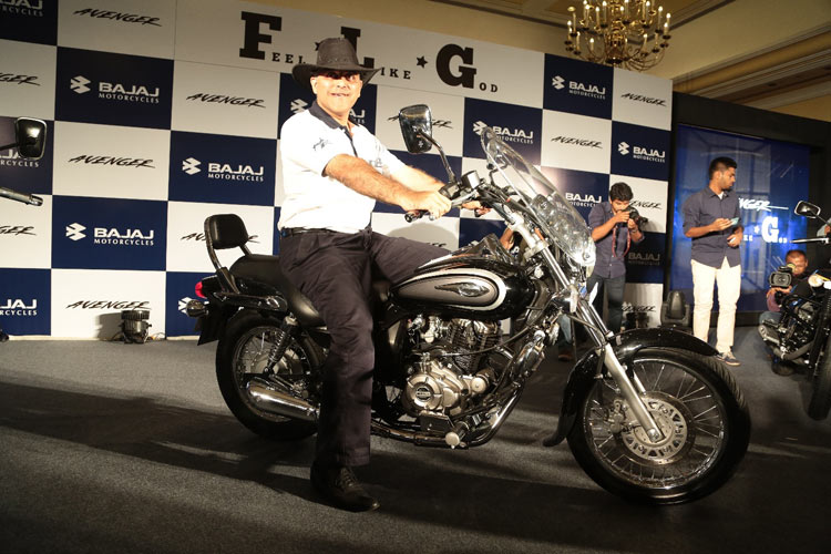 New Bajaj Avenger 220 Cruise