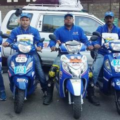 CEAT rides into Raid De Himalaya Rally 2015