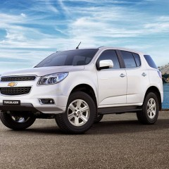 Chevrolet to sell Trailblazer SUV on Amazon.in