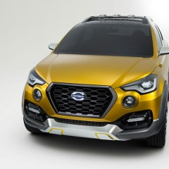 Datsun Hits the Crossover Trail; GO-cross Concept unveiled