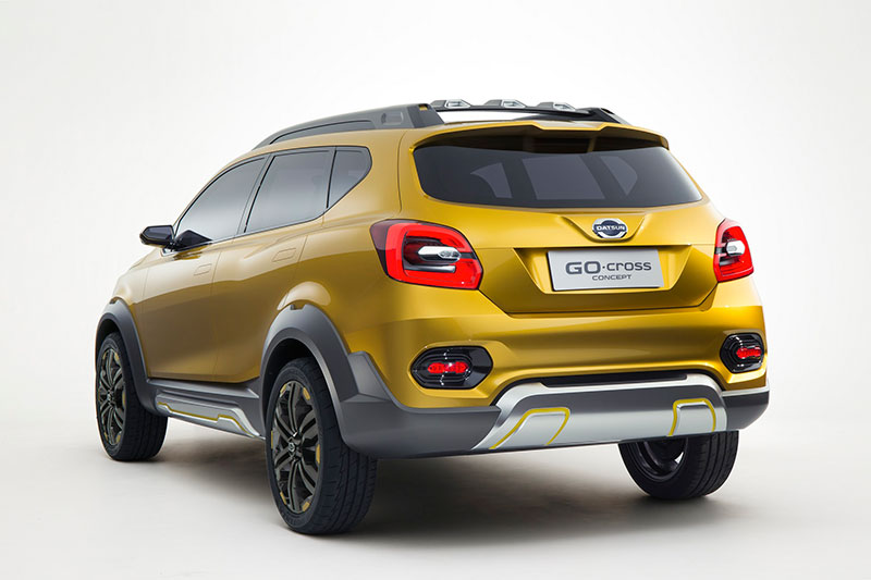 Datsun Hits The Crossover Trail Go Cross Concept Unveiled