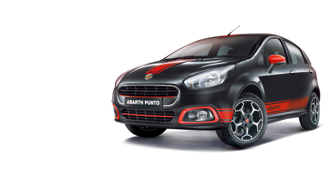 Fiat Abarth Punto launched in India