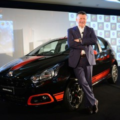 Fiat Abarth Punto launched in India at Rs 9.95 lakhs