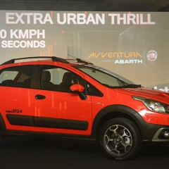 Fiat Avventura powered by Abarth launched at Rs 9.95 lakhs