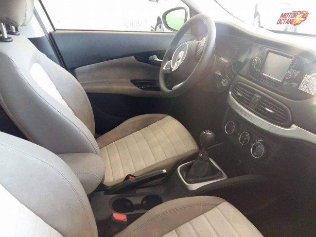 Fiat Egea Interior