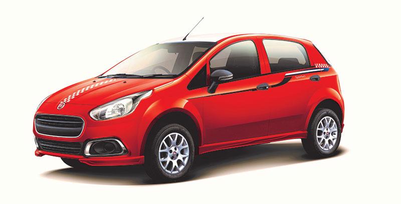 Fiat Punto Sportivo 1