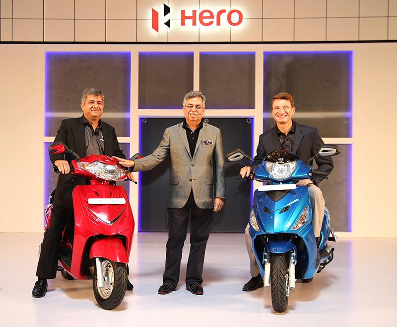 Hero MotoCorp September Sales Report