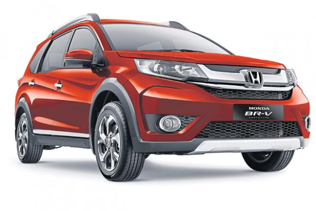 Honda BR-V Production Ready Car