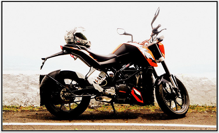 Read Atul S Journey With Ktm Duke 200 And Ktm Duke 390 Gaadikey