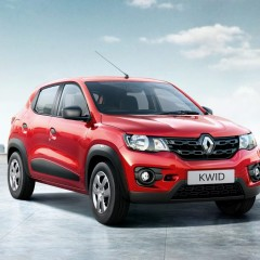 Renault Kwid 1 litre engine variant to launch in June 2016