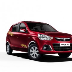 Maruti Alto K10 Urbano Edition launched
