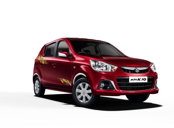 Maruti Alto K10 Special Edition for Diwali