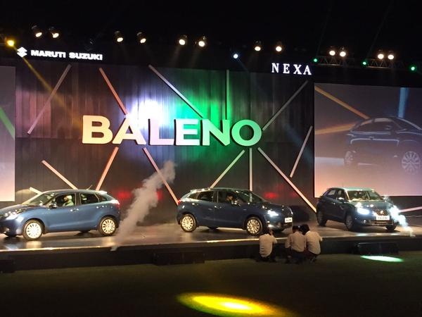 Maruti Baleno Car Launch in India