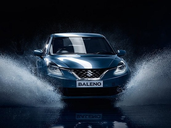 Maruti Baleno Launch in India