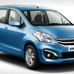 2015 Maruti Ertiga Facelift launched in India at Rs 5.99 Lakhs